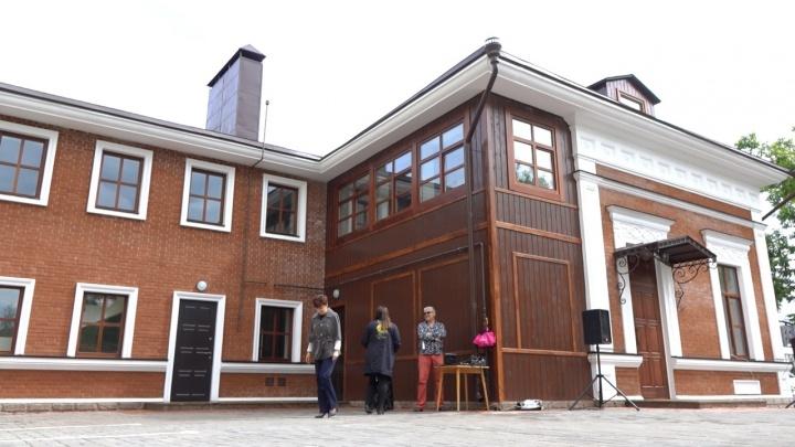 Снести нельзя восстановить: уфимский бизнес взял под опеку старинные дома