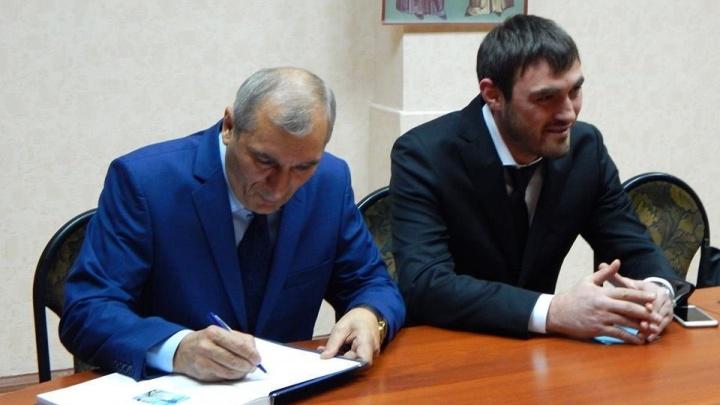 Полпред Ингушетии объяснил, откуда у участника перестрелки в«Grand Урюк» корочки с его подписью