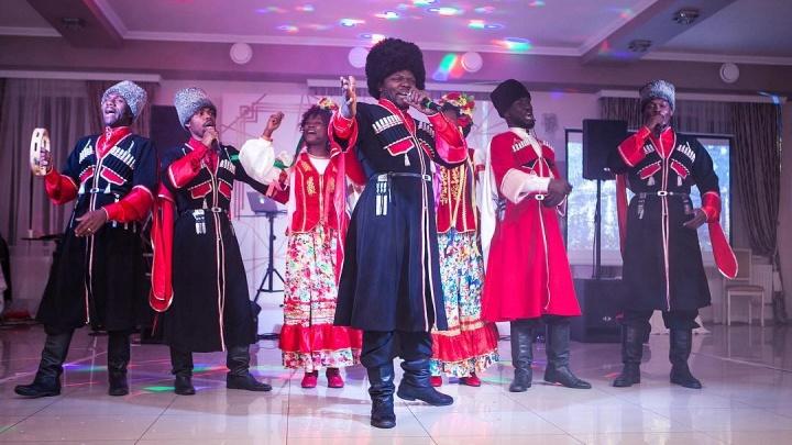 На Пасху екатеринбуржцев будут развлекать темнокожие казаки