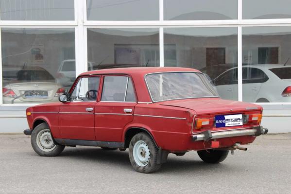 Омич рассказал, что машину угнали из его двора (фото из базы сайта auto.ru)