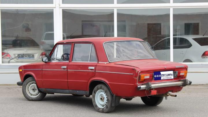 Житель Омска заявил об угоне «шестёрки», чтобы не платить транспортный налог