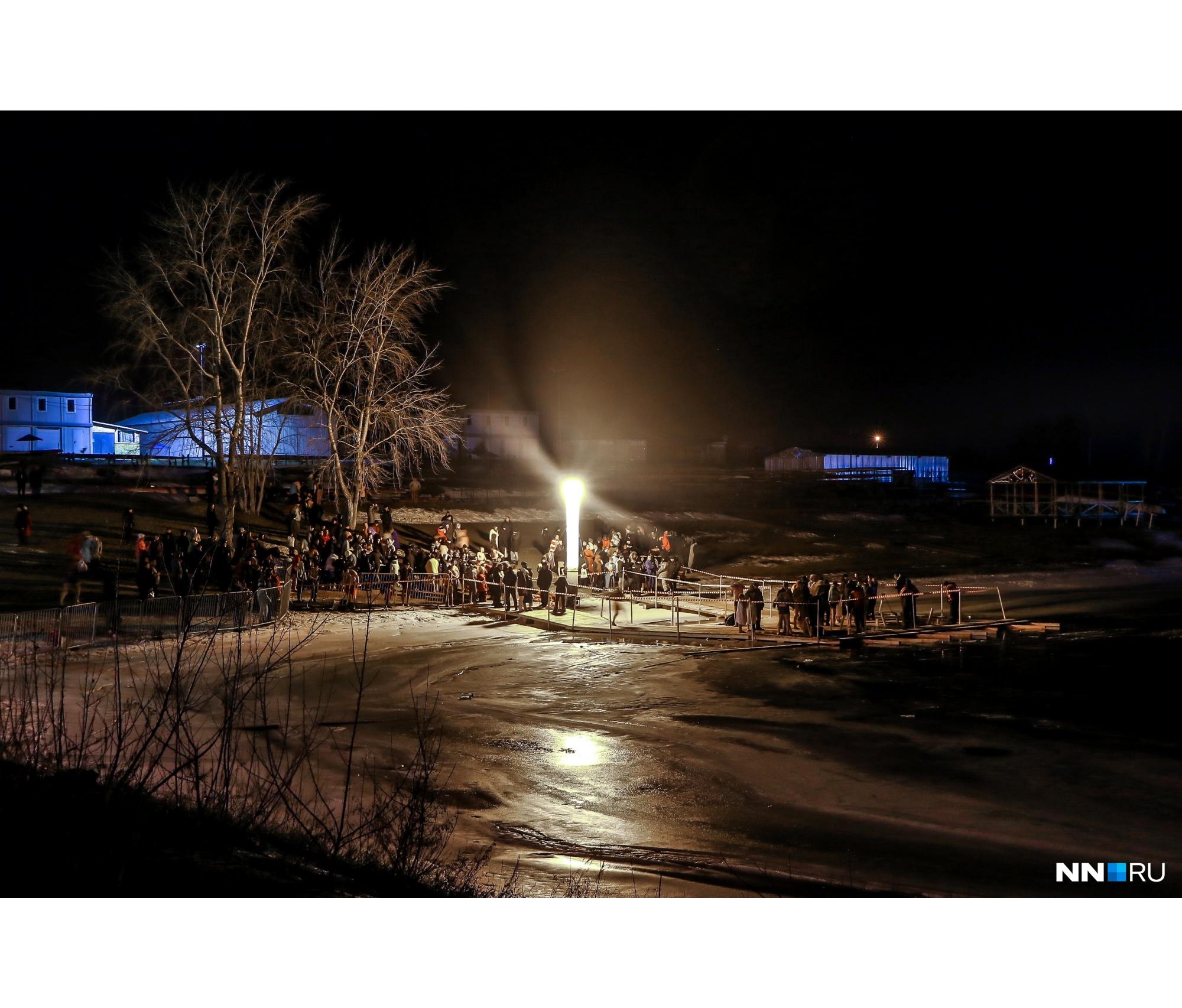 Освещение на Щёлоковском хуторе установили завораживающее<br>