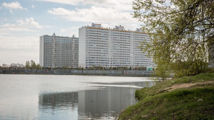 Улей у озера: гуляем по микрорайону, где есть дом с 1000 квартир