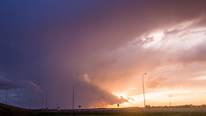 Перелом погоды: из-за дождей и 30-градусной жары в Ярославле станет душно