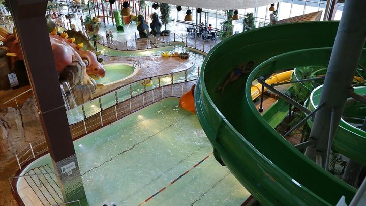 Аквапарк возвращается: в Уфе водные развлечения откроются после профилактики