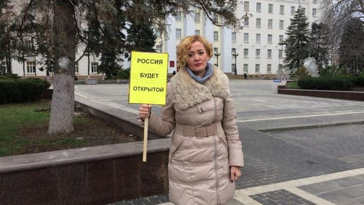 Анастасии Шевченко из «Открытой России» предъявлено официальное обвинение