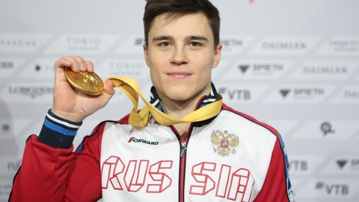 Ростовский гимнаст Никита Нагорный снова стал чемпионом мира