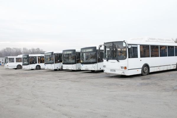 В перевозках задействовали более 250 автобусов