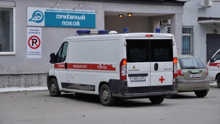 В Екатеринбурге фельдшеру скорой помощи грозит увольнение за то, что шлёпнул по лицу пациентку