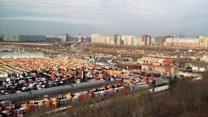 «Город» в городе: история крупнейшего рынка Омска в деталях
