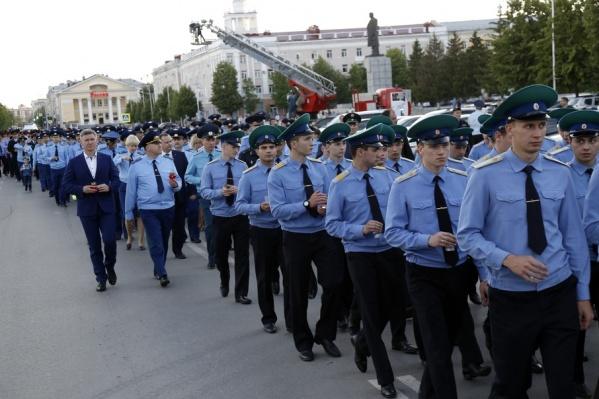 """Акция """"Свеча памяти"""" проводится в память о скорбной дате начала Великой Отечественной войны — 22 июня."""