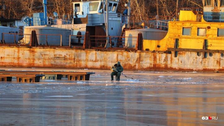 Самарским рыбакам разрешат ловить на Волге до 10 кг рыбы