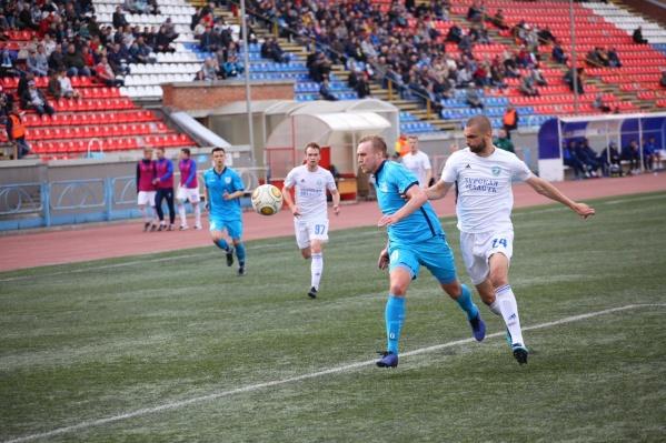 Единственный гол забил полузащитник Павел Киреенко