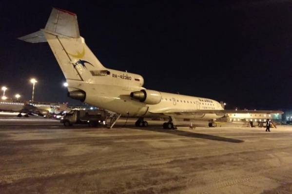 Авиакомпания организовывала рейсы из Челябинска в несколько российских городов