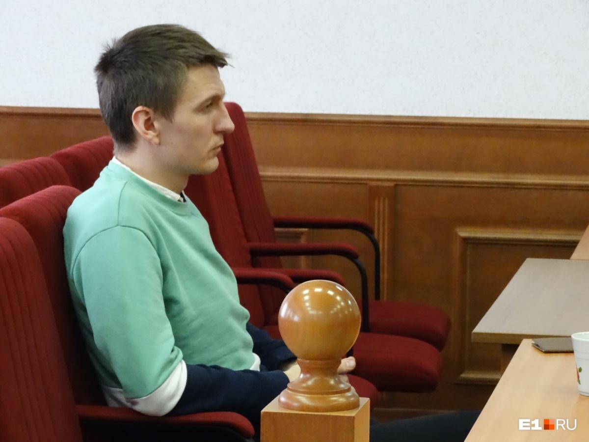 В суд пришел Павел, отец 2-х летнего малыша, которого сбил Пузырев