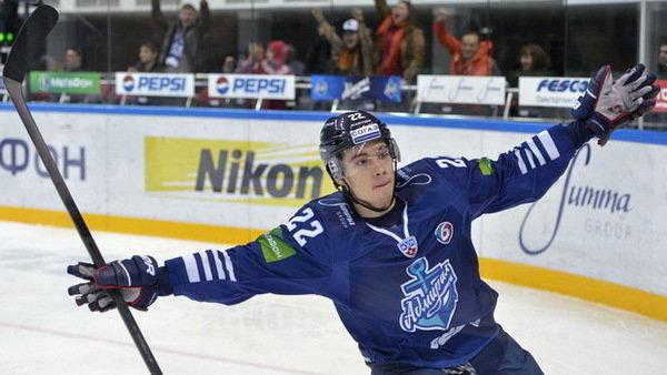 В «Сибирь» перешел серебряный призер молодежного чемпионата мира— Хоккей