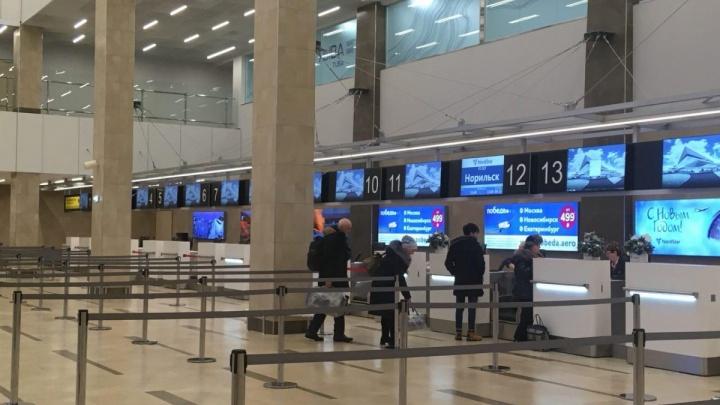 Пять уже наболевших вопросов к новому терминалу аэропорта Красноярска и ответы на них