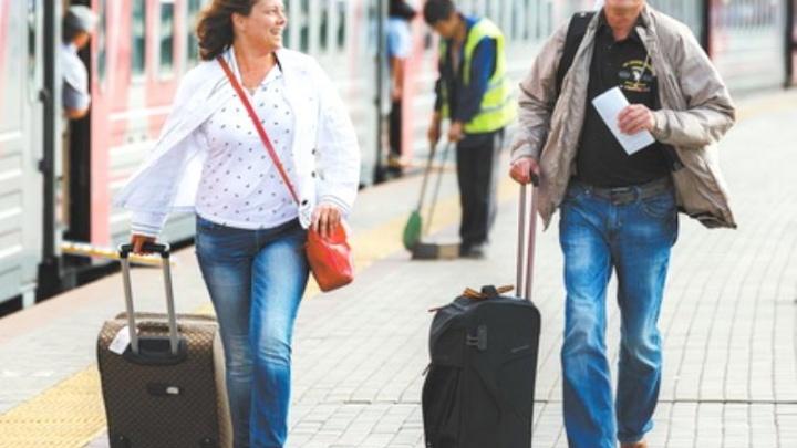 Самарцам предлагают путешествовать в плацкарте со скидкой