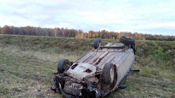 Не справился с управлением: крутой поворот унес жизнь водителя «Лады» в Башкирии