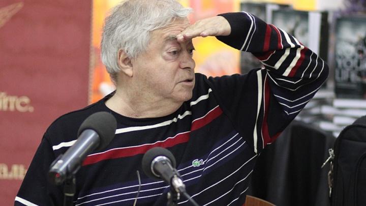 Умер актёр Роман Карцев, читавший монологи про раков и начальника транспортного цеха