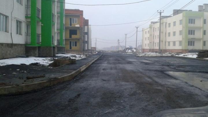 В «Новобулгаково», где голодали дольщики, сдали два новых дома