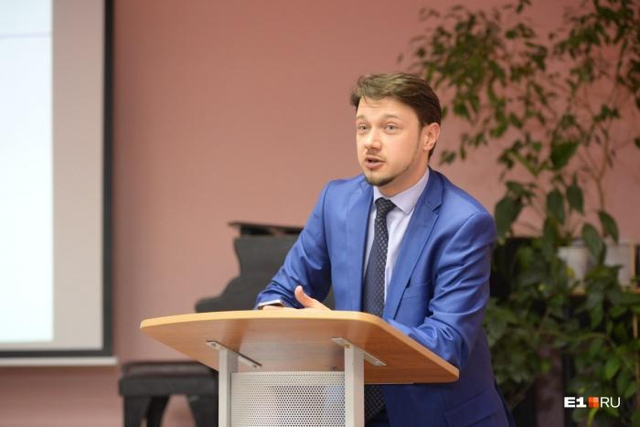 Александр Кулагин вступил в новую должность 9 февраля