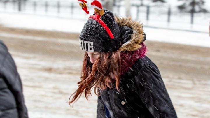 Уходим в минус: какой будет погода 1 января в Ярославле