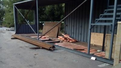 Жители Самары: «На Маяковском спуске началось строительство!»