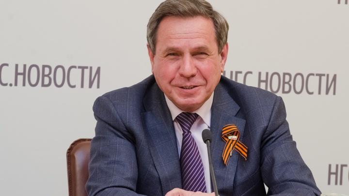 Владимир Городецкий ушёл в отпуск на свой день рождения