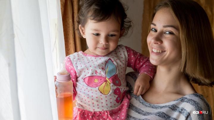 «Я стала мамой в 15»: история самарской девочки-подростка о жизни, предательстве и родах