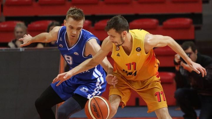 Важная победа: баскетбольный «Урал» обыграл конкурента за выход в плей-офф — московский ЦСКА-2