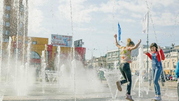 «Люди перегреваются»: из-за аномальной жары в Ярославле стали чаще вызывать скорую помощь