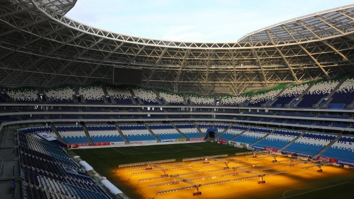 «Самара Арена» поборется за звание лучшего стадиона мира 2018 года