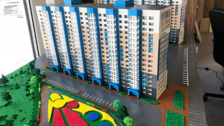 Семья из Новосибирска скопировала работу строительной компании и получила по заслугам