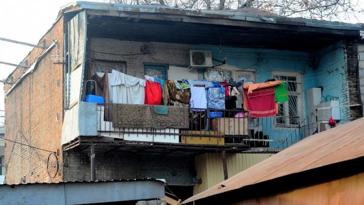 Чиновники обещали переселить из ветхих и аварийных домов более 9 тысяч дончан к 2024 году