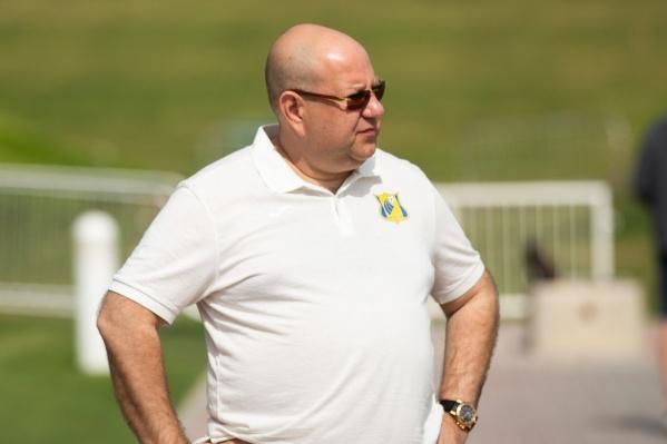 Президент «Ростова» рассказал о долгах клуба