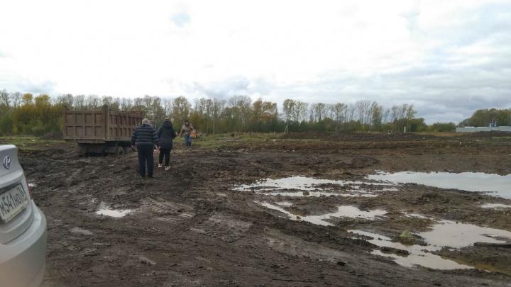 Осташинское кладбище в Ярославле затопило после дождей: реакция мэрии