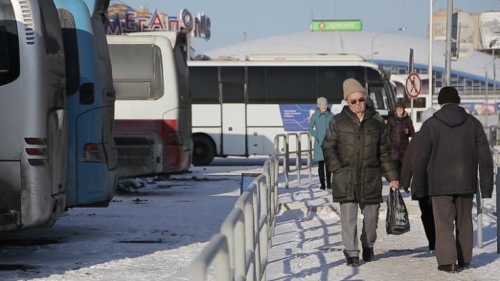 Паспорт предъявите! Главный полицейский региона раскритиковал безопасность челябинских автовокзалов