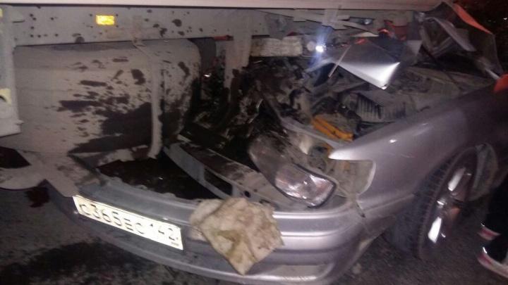 Водитель «Ниссана» скрылся после ДТП на Ипподромской