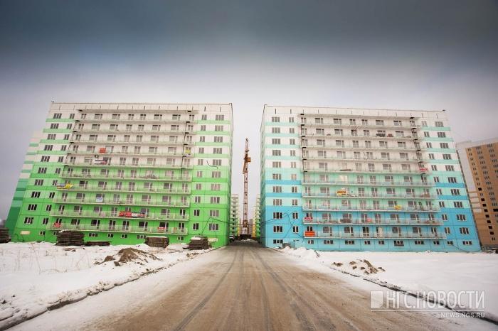 Путин поручил Минстрою за 3 года отказаться от долевого строительства