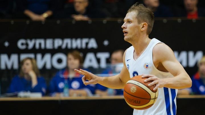 Баскетбол: БК «Новосибирск» в овертайме уступил гостям из Москвы