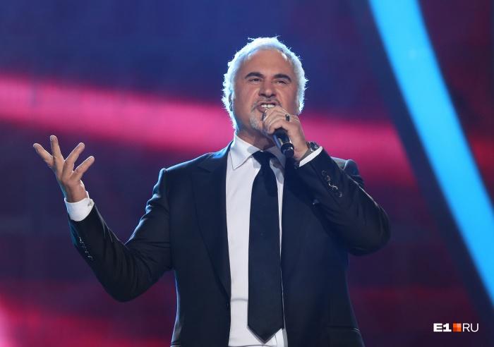 После церемонии награждения для гостей Народной премии выступит Валерий Меладзе