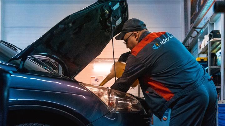 Комплексное обслуживание автопарка: в крупном автоцентре предложиливыгодные условия для бизнеса
