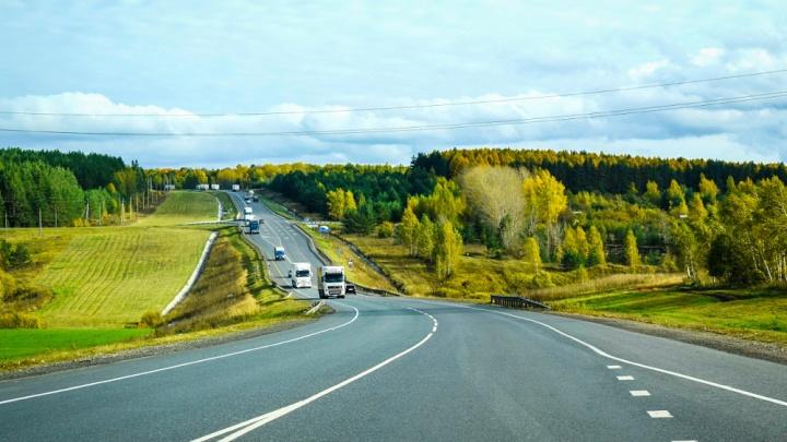В Самарской области отремонтируют 22 километра трассы М-5 «Урал»