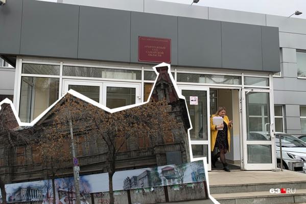 Спор из-за дома Маштакова довел чиновников и частников до суда
