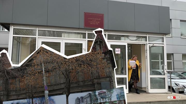 «Не было даже фундамента»: дом Маштакова по кирпичику разбирают в суде