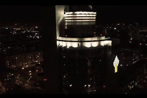 Авторы видео большое внимание уделили «Первой башне»