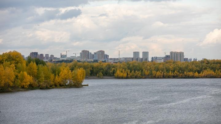 Тепло задержится в Красноярске еще на неделю