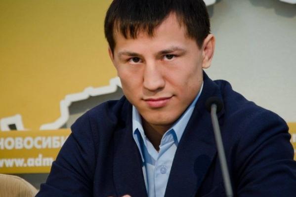 Для Романа Власова это первые соревнования после травмы