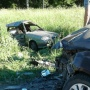 В Прикамье на трассе столкнулись KIA и «Лада»: один пассажир погиб
